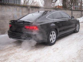 Тонировка автомобиля пленкой LLumar